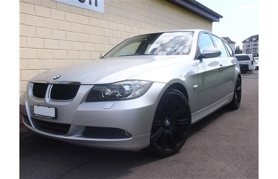 BMW 320d Touring more4you Steptronic