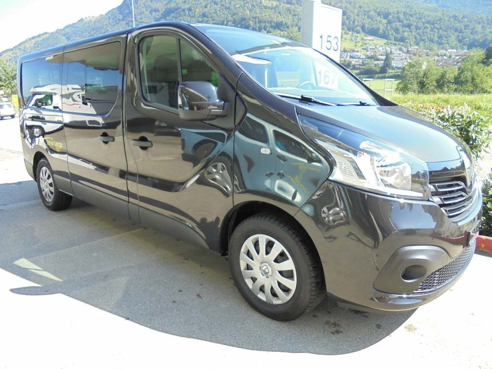 Renault Trafic Grand Passenger 1.6 dCi TwinTurbo