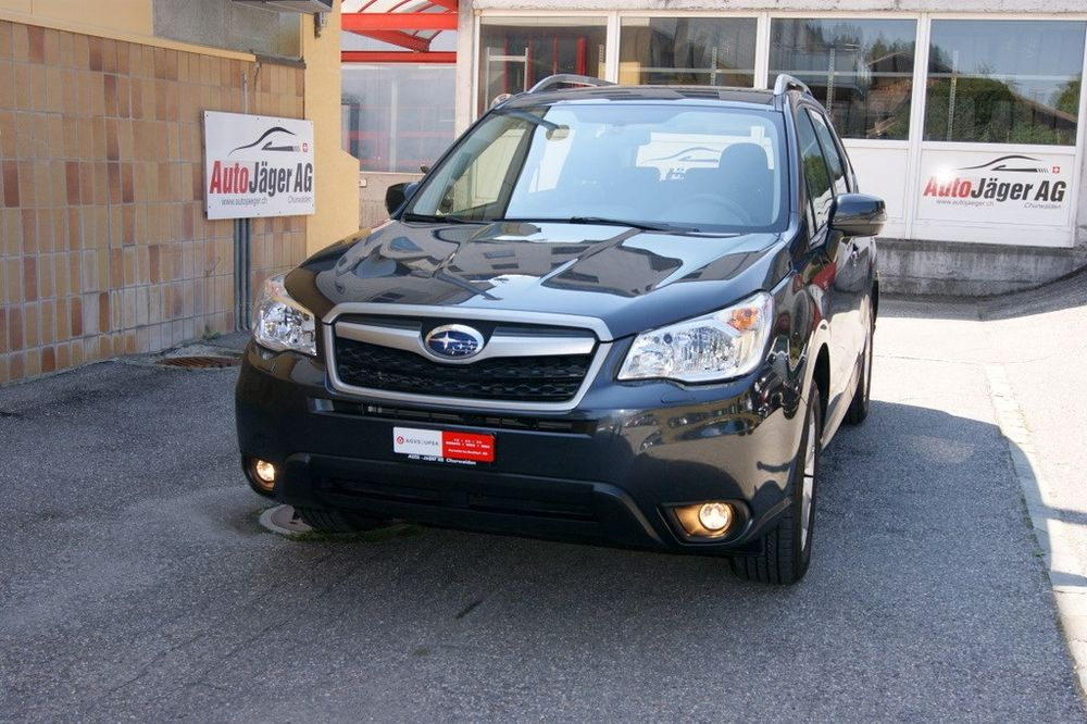 Subaru Forester 2.0i Swiss Lineartronic