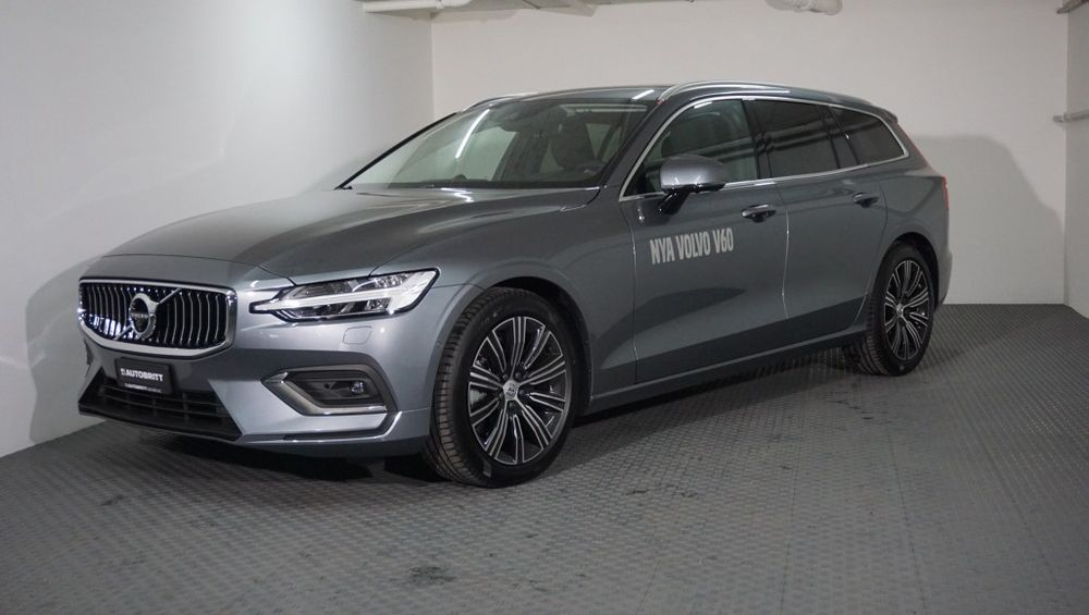 VOLVO V60 T6 AWD Inscription Geartronic