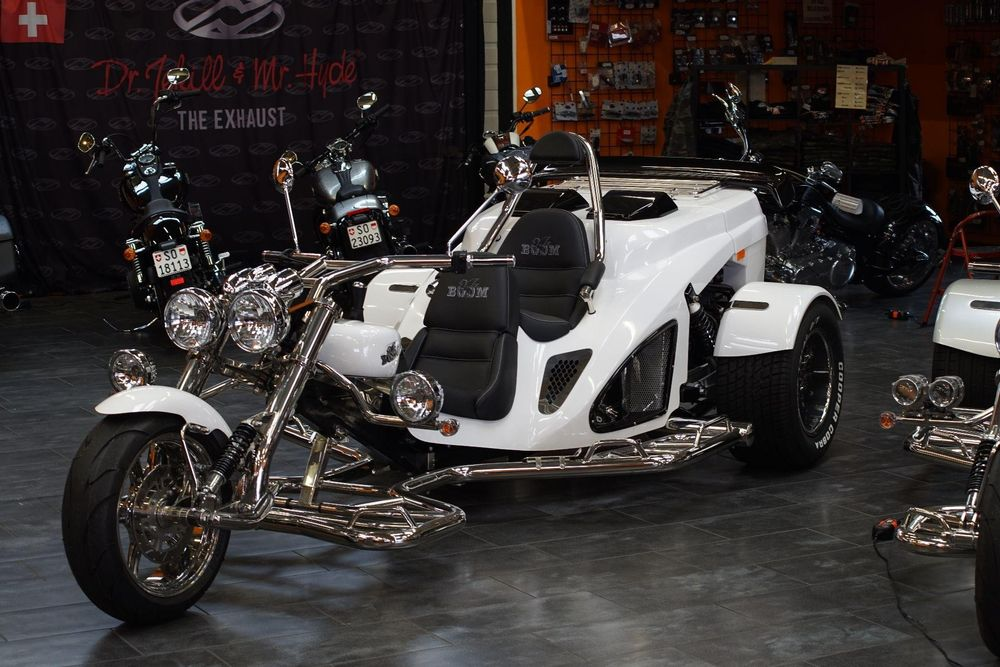 BOOM-TRIKES Alle Mustang ST1 2,0 Automat