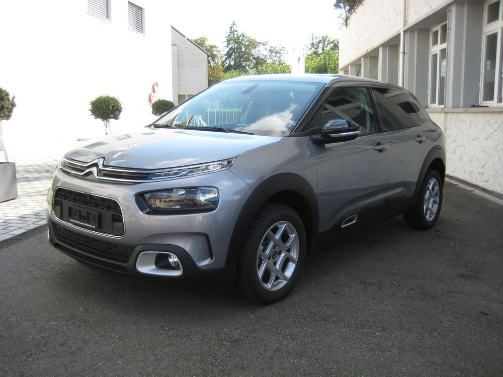 CITROEN C4 Cactus 1.2 e-THP Feel EAT