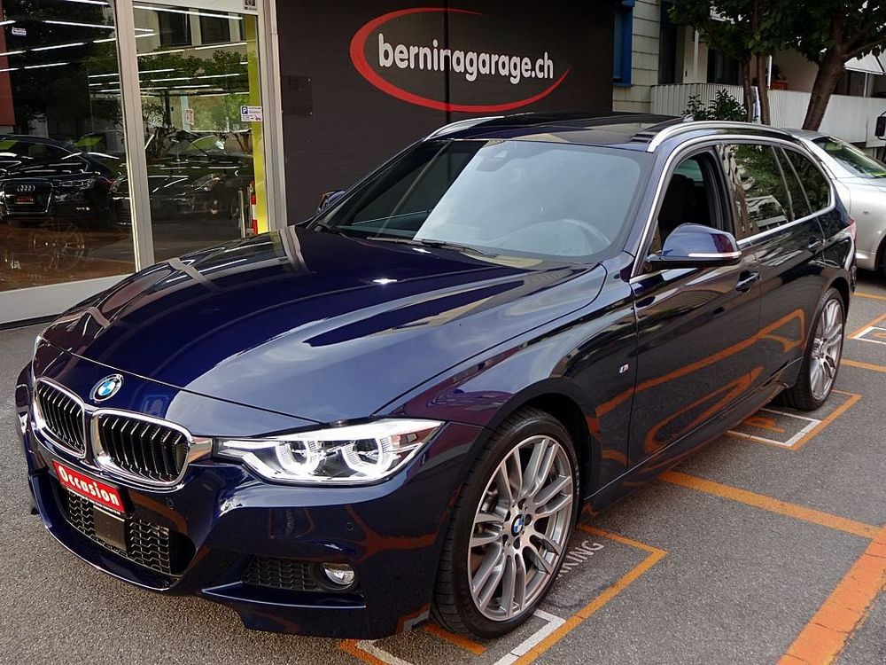 BMW 335d xDrive Touring M-Sport Steptronic