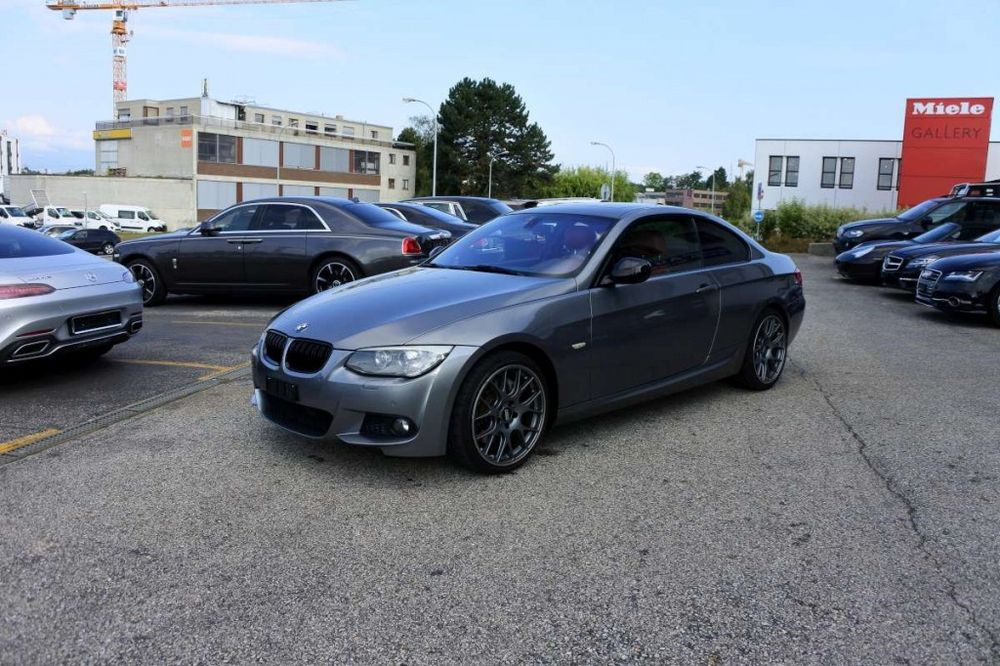BMW 335i xDrive Coupé