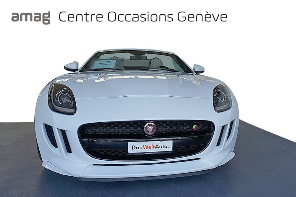 JAGUAR F-Type Convertible S 3.0 V6 S/C AWD