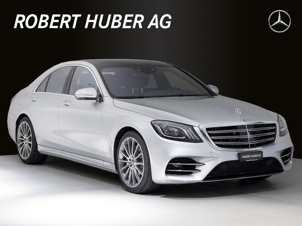 MERCEDES-BENZ S 560 4Matic AMG Line 9G-Tronic