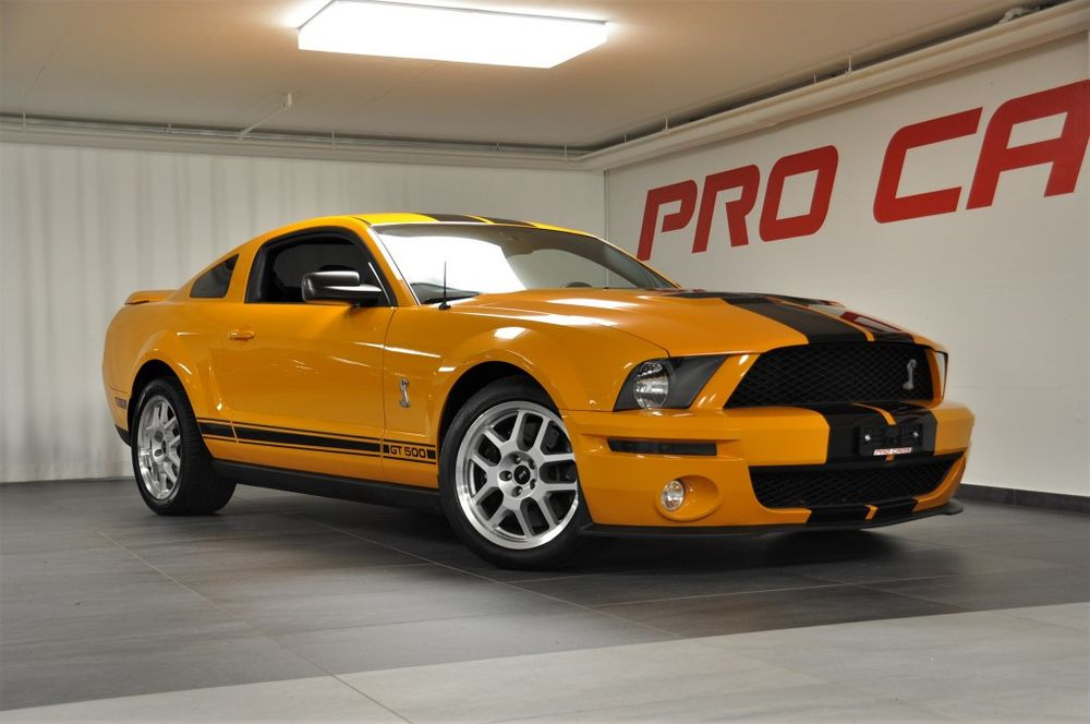 Ford MUSTANG Shelby GT 500 SVT