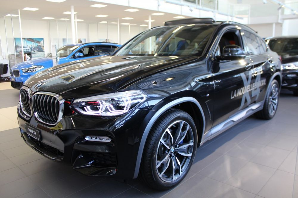 BMW X4 xDrive 30i M Sport X Steptronic