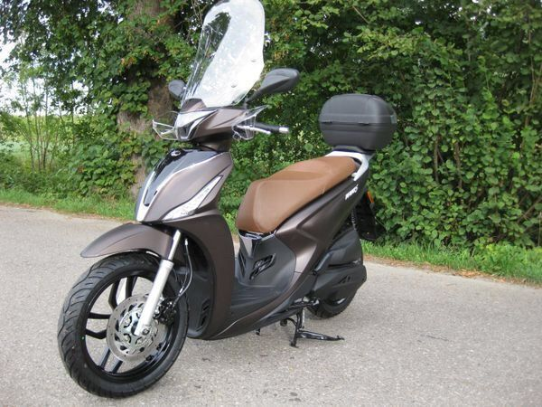 KYMCO People People S 125i ABS
