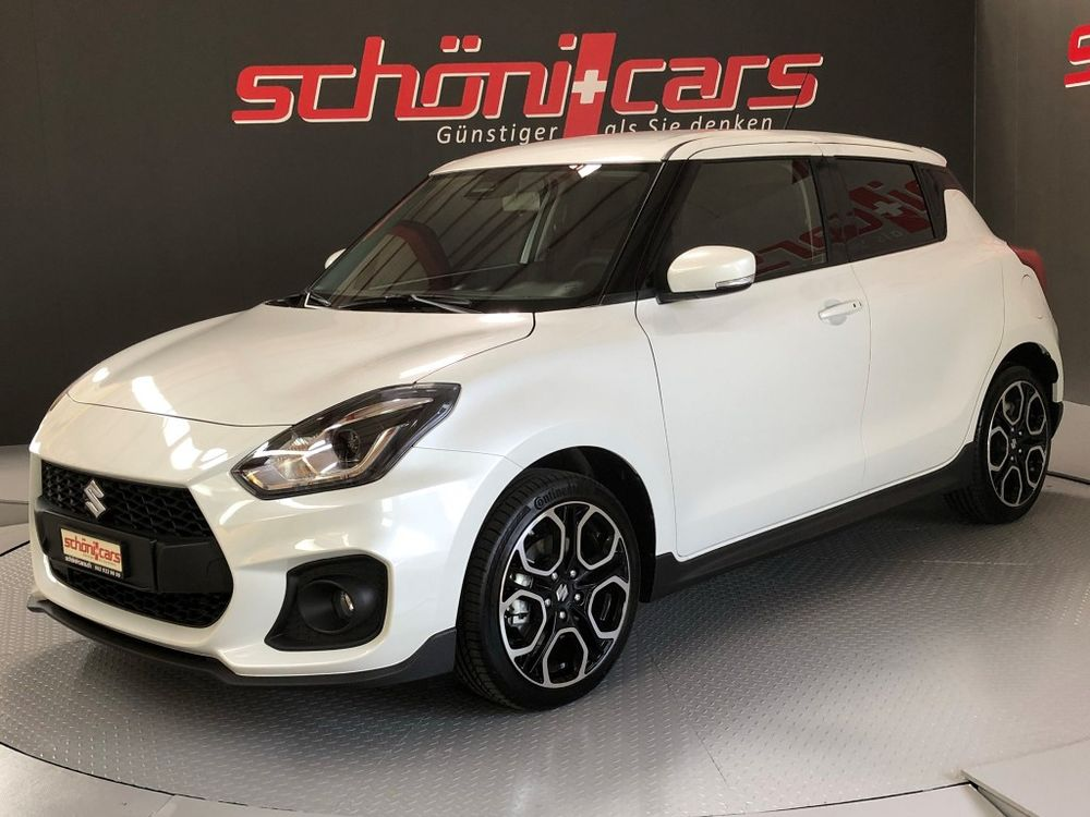 Suzuki Swift Sport 1.4i 16V Compact Top