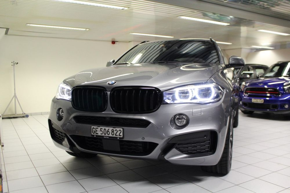 BMW X6 xDrive 40d Pure M Sport Steptronic
