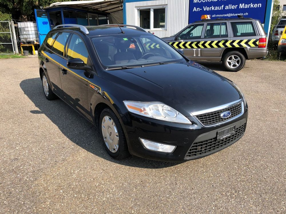 Ford Mondeo 2.0 TDCi 16V Ambiente