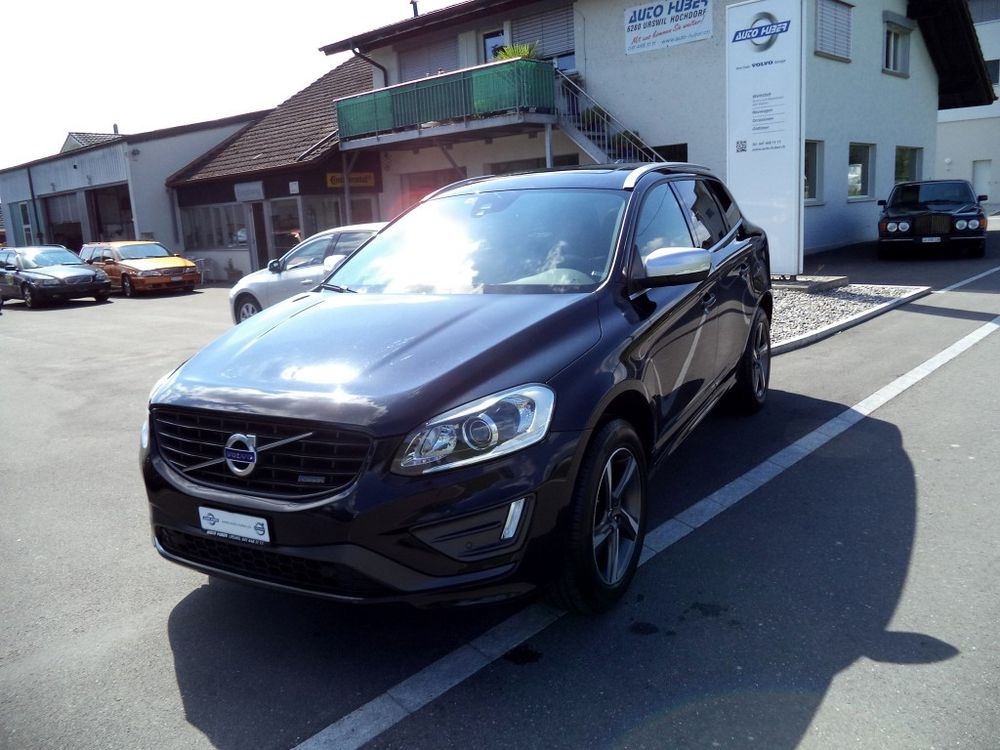 volvo xc60 d5 awd summum r design geartronic kaufen auf. Black Bedroom Furniture Sets. Home Design Ideas