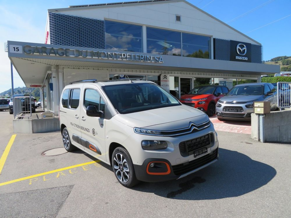CITROEN BERLINGO 1.5l BlueHDi 130 Shine
