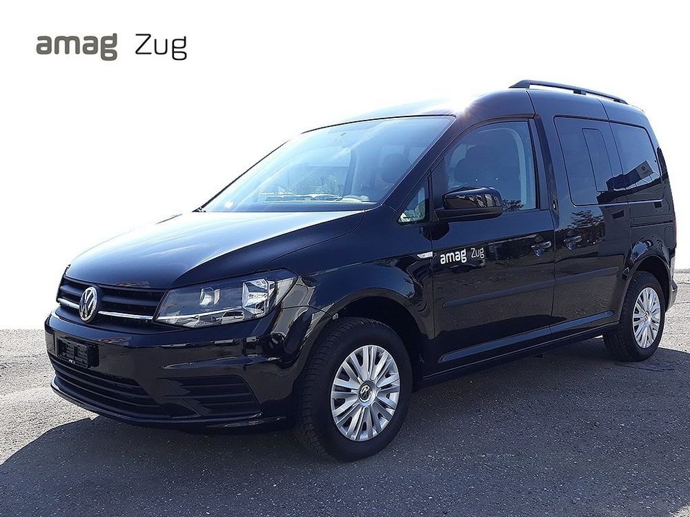 VW Caddy 2.0 TDI Family