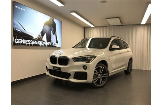 BMW X1 xDrive 20d M Sport Steptronic