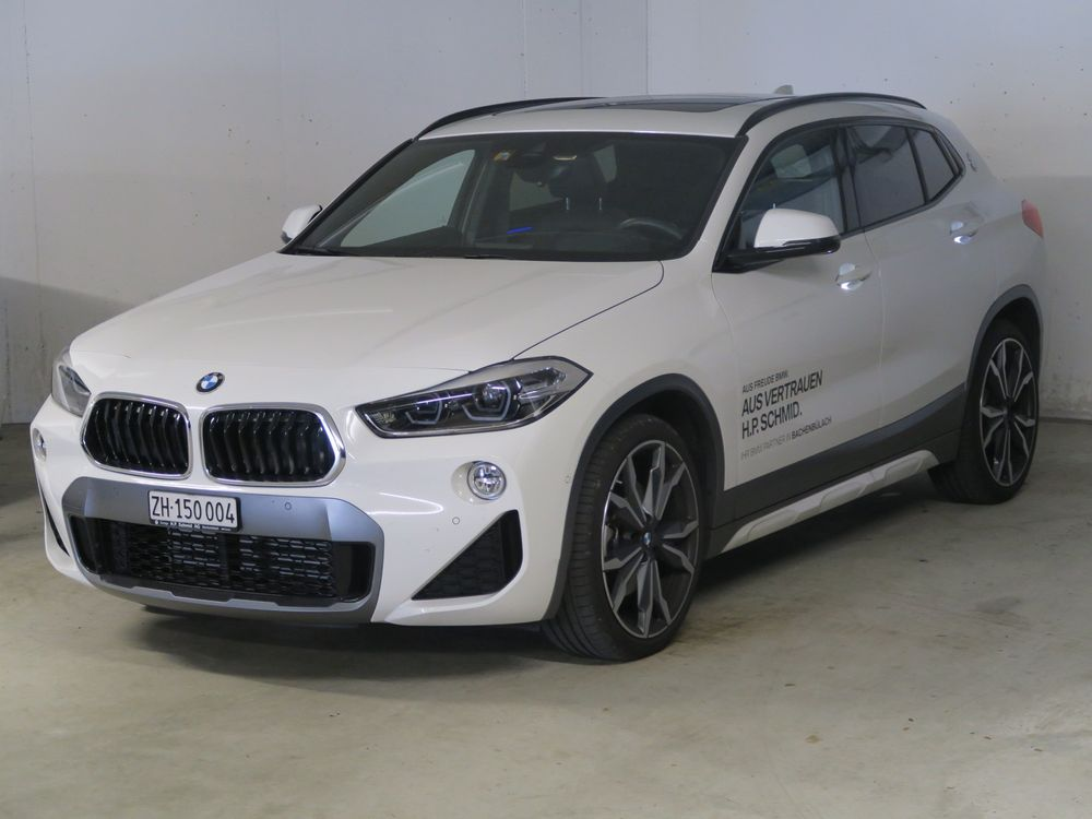 BMW X2 xDrive 20d M Sport X Steptronic