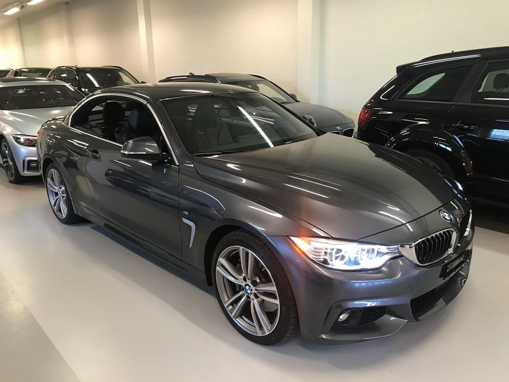 BMW 435d Cabriolet xDrive M Sport Steptronic
