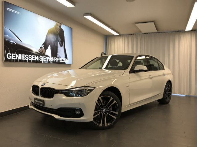 BMW 320d xDrive Swiss Adv.Sp