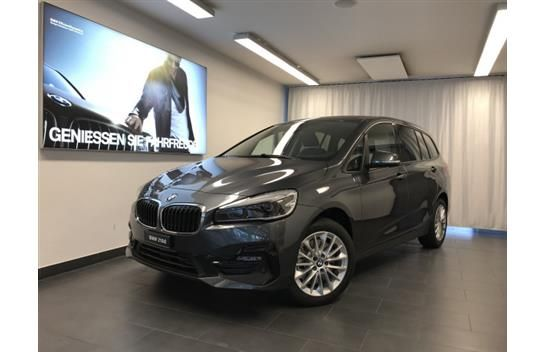 BMW 218d xDrive Gran Tourer Sport Line Step