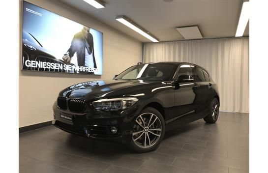 BMW 118d xDrive Edition Sport Line