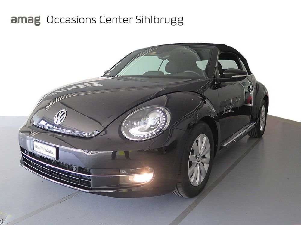 volkswagen beetle cab cabriolet occasion dijon autovisual. Black Bedroom Furniture Sets. Home Design Ideas