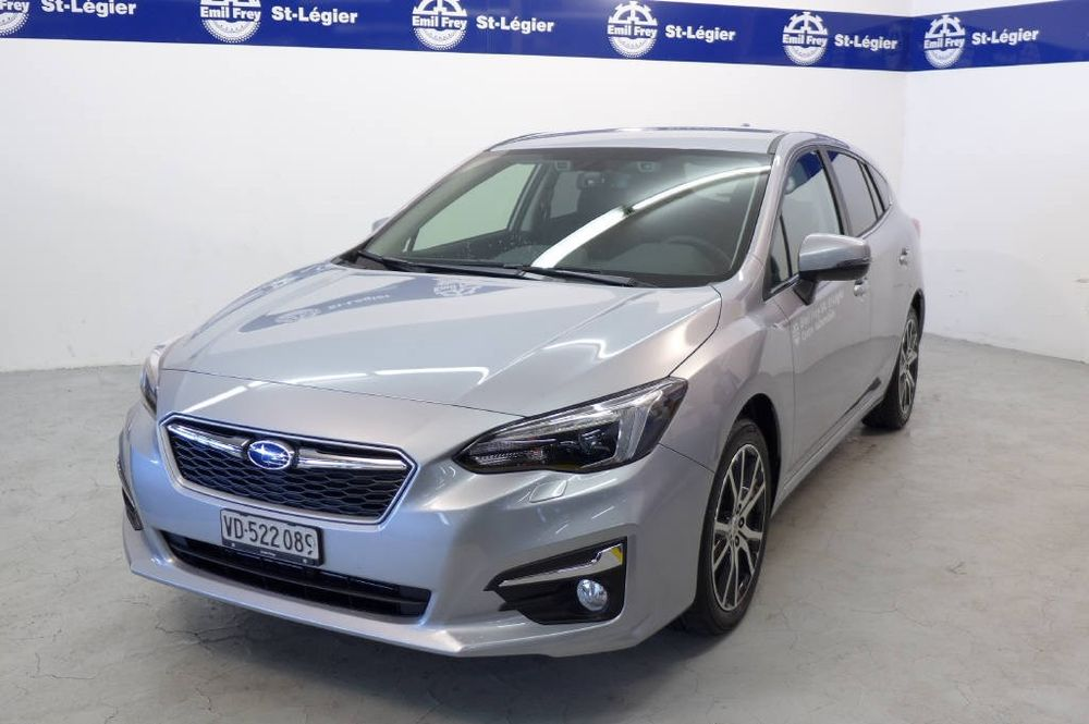 SUBARU IMPREZA 2.0i Swiss Plus