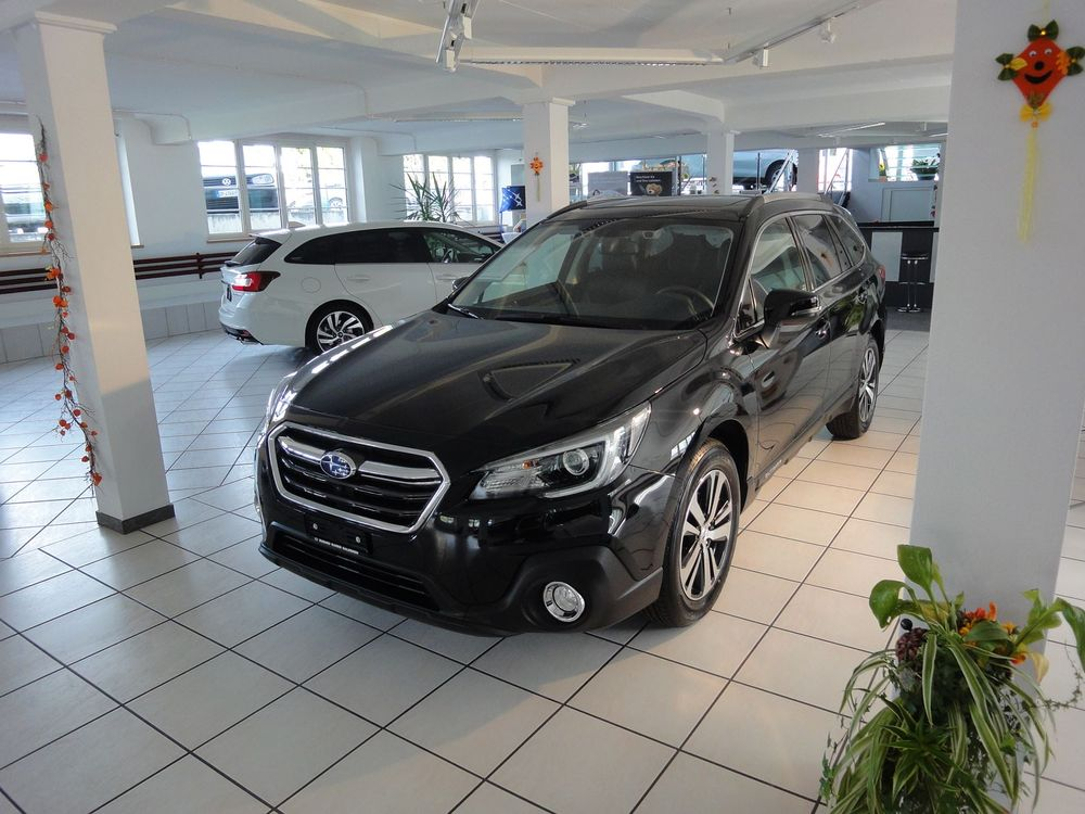 SUBARU Outback 2.5i Luxury AWD Lineartronic