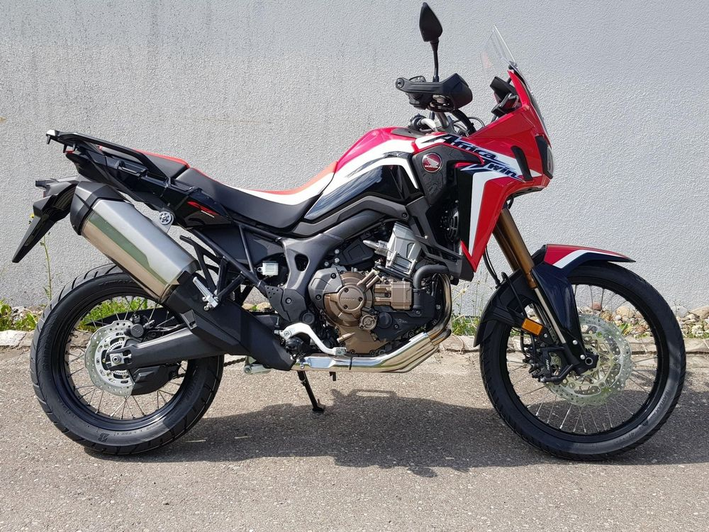 HONDA CRF 1000 D Africa Twin Dual Clutch MODE