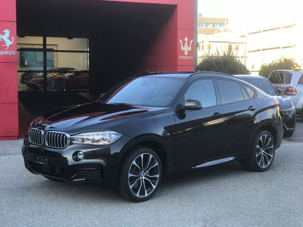 BMW X6 xDrive 40d Steptronic