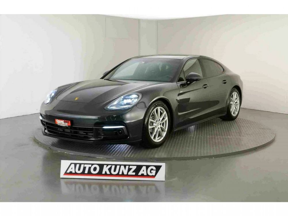Porsche PANAMERA 4x4 Full-Option PASM