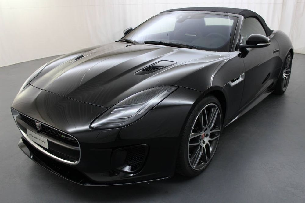 JAGUAR F-TYPE Convertible 3.0 V6 R-Dynamic AWD