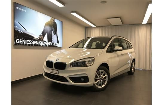 BMW 218d xDrive Gran Tourer Steptronic