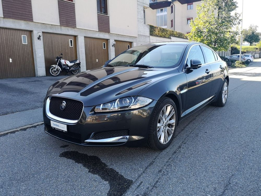 Jaguar XF 3.0d S V6 Premium Luxury
