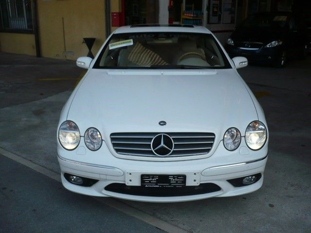 Mercedes-Benz CL 600 Automatic