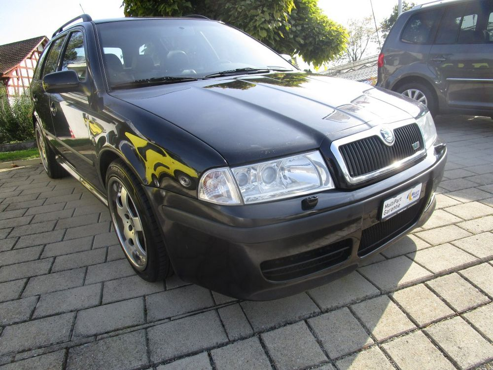 Skoda OCTAVIA Combi 1.8 Turbo 180 RS