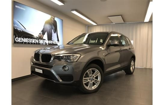BMW X3 xDrive 20d Steptronic