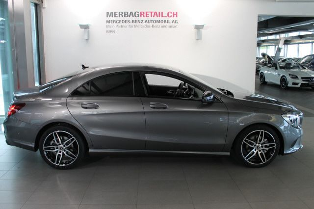 MERCEDES-BENZ CLA 200 Night Star