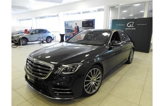 Mercedes-Benz S 560 4Matic 9G-Tronic