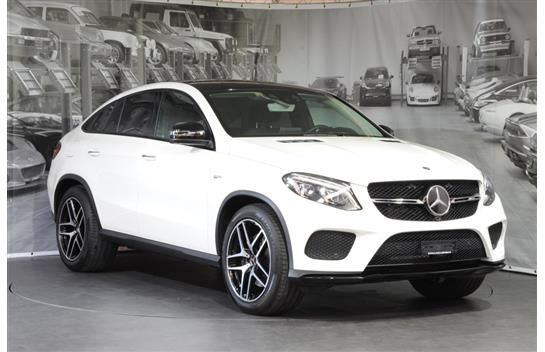 Mercedes-Benz GLE Coupé 43 AMG 4Matic 9G-Tronic