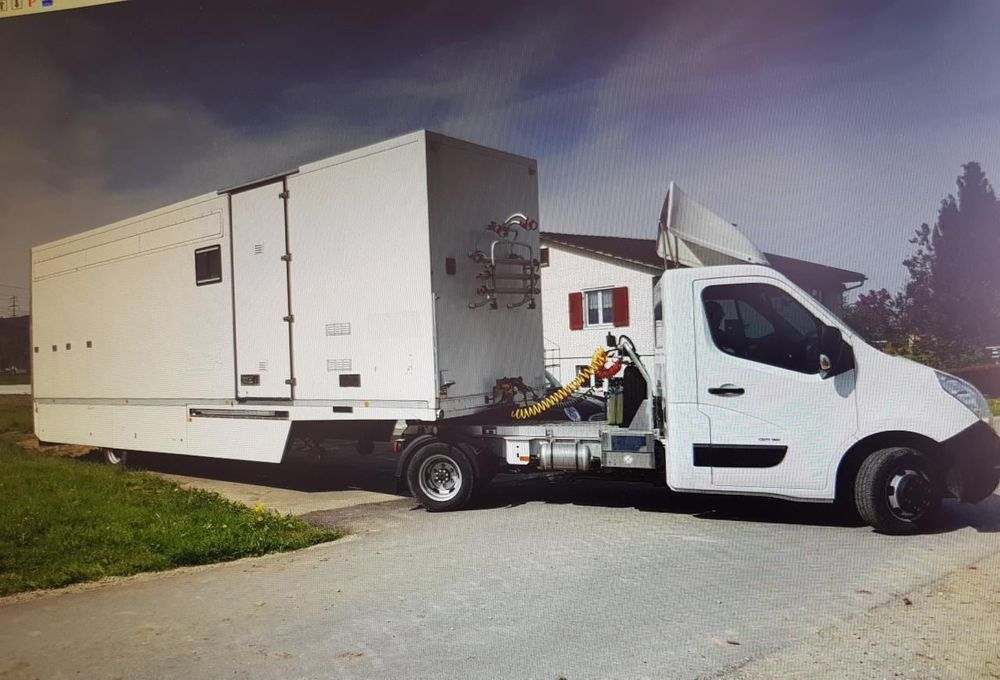 Opel Movano 2.3 FT 3.5 L3H1