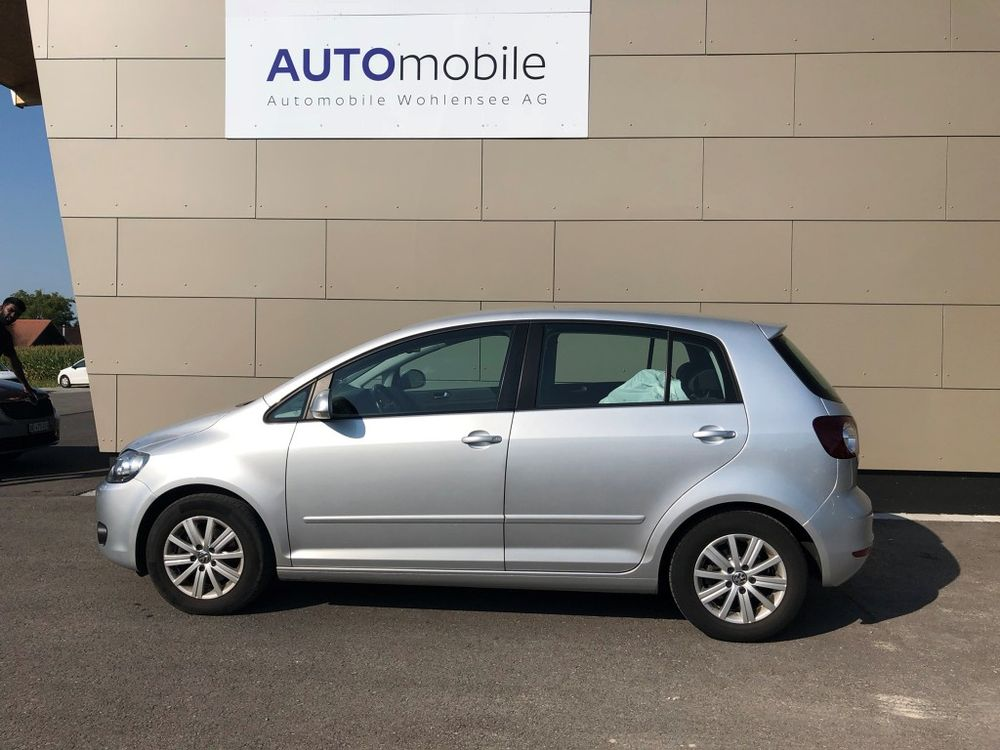 VW Golf Plus 1.6 TDI Trendline DSG