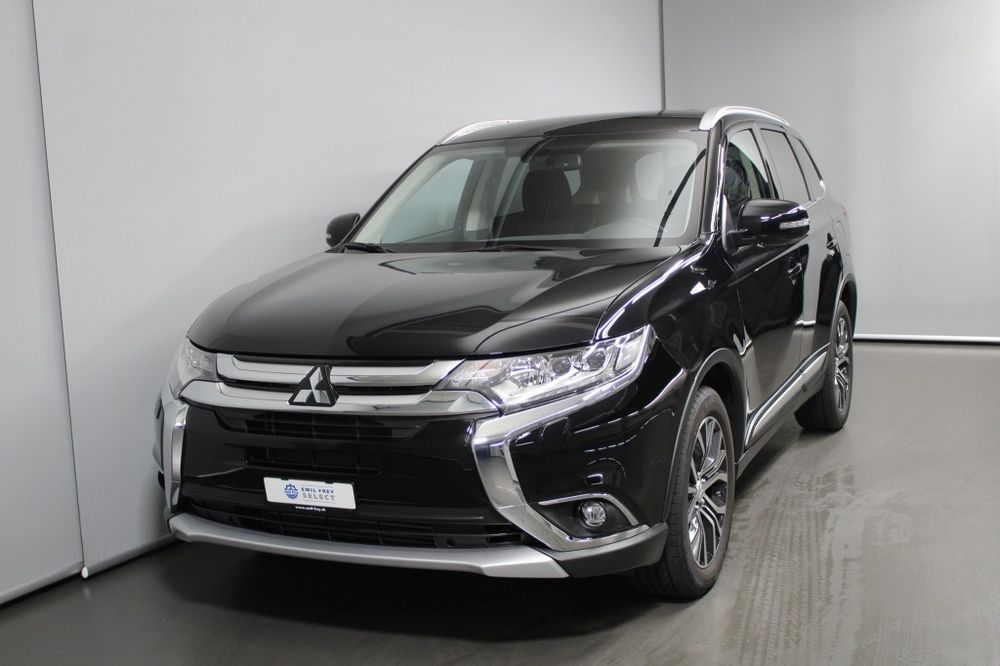 mitsubishi outlander 2 2 did style 4wd automatic kaufen. Black Bedroom Furniture Sets. Home Design Ideas