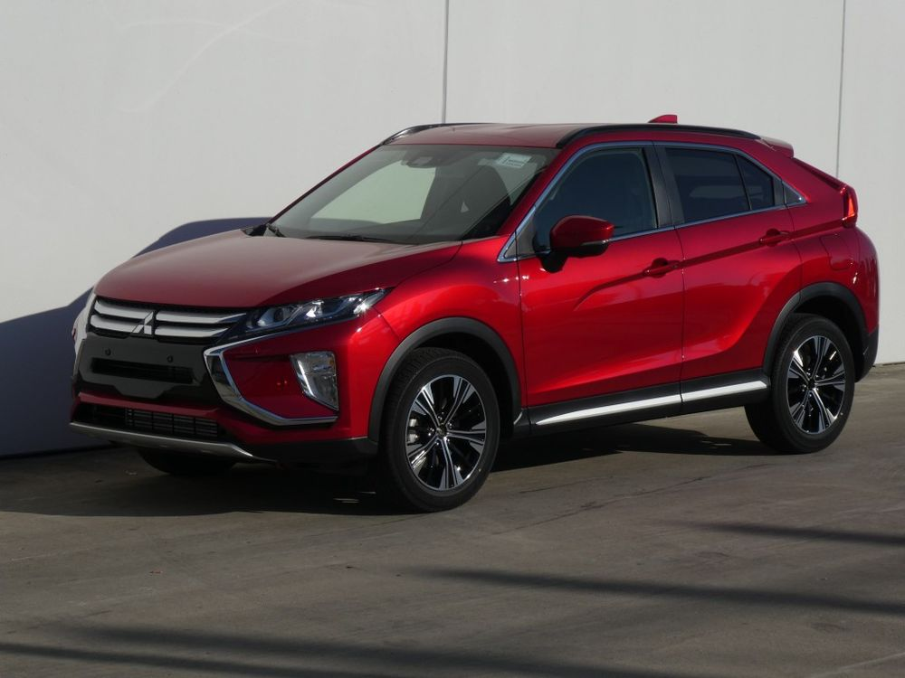 MITSUBISHI Eclipse Cross 1.5 T-Mivec Style 2WD CVT