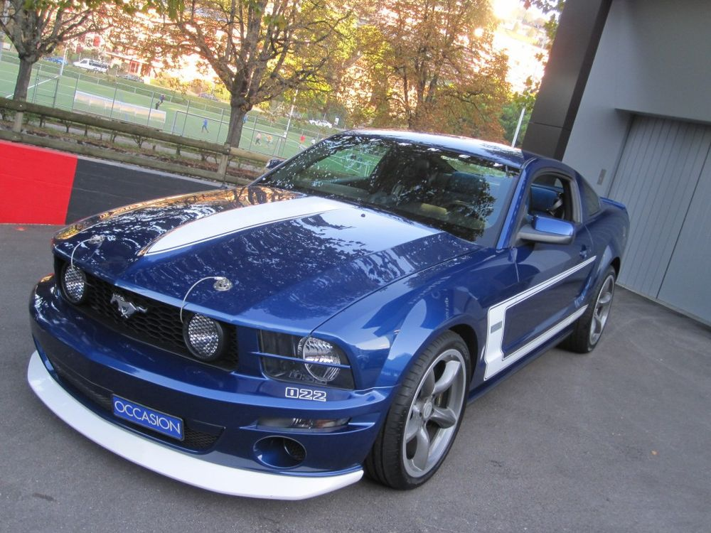 Ford MUSTANG Saleen édition Gurney no 022