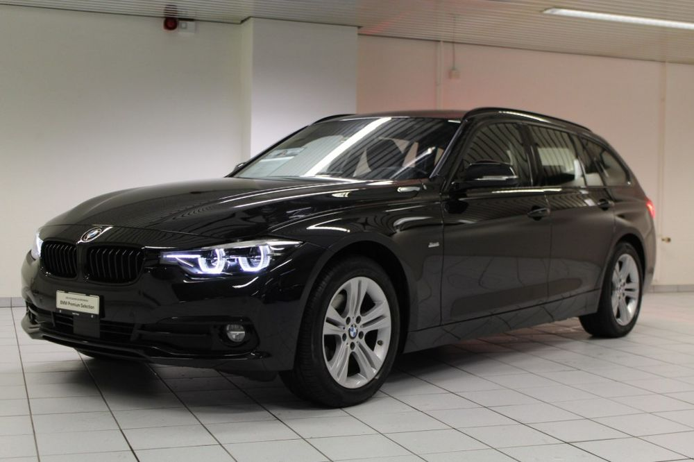 BMW 320d xDrive Touring Edition Sport Line