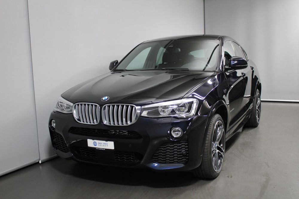 BMW X4 xDrive 30d M Sport Steptronic