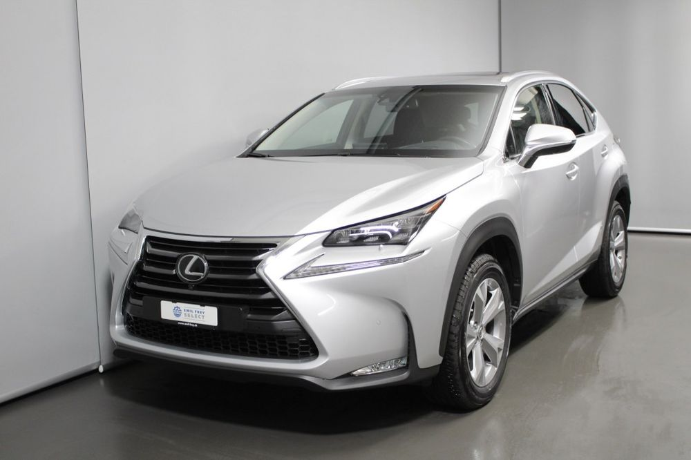 LEXUS NX 200t excellence AWD Automatic