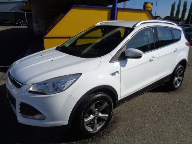 Ford Kuga 2.0 TDCi Carving 4WD PowerShift