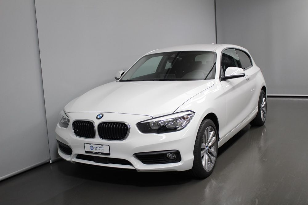 BMW 120i Steptronic